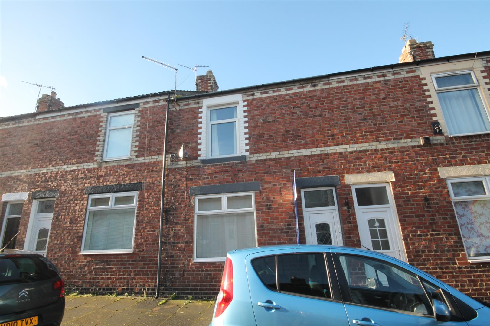 2 Bedrooms Terraced House for sale in Freville Street, Shildon